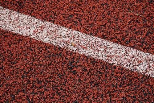 Tartan Track Sport Career Athletics Sports Ground