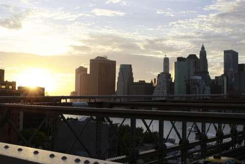 The Brooklyn Bridge New York United States