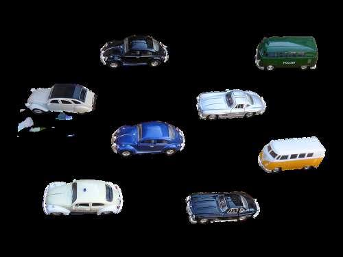 Transport Traffic Vehicle Auto Isolated Miniature