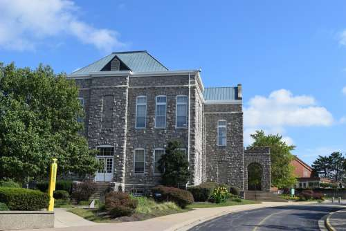 University Architecture Historic