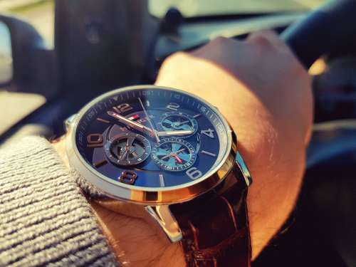 Watch The Hand Time Gadget Male Business