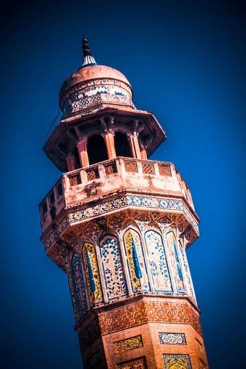 Wazir Khan Lahore Masjid Mosque Pakistan