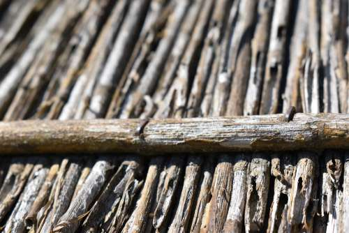 Wood Rustic Texture Pattern Wallpaper Old Wall