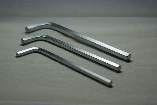 Wrench Hex Key Set Repair Hardware Allen Hex