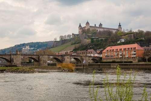 Würzburg Main Swiss Francs Bavaria Bridge
