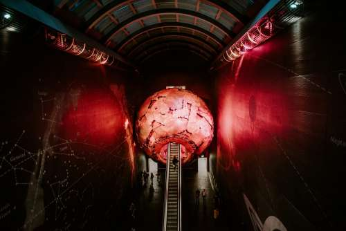 Modern Planetarium
