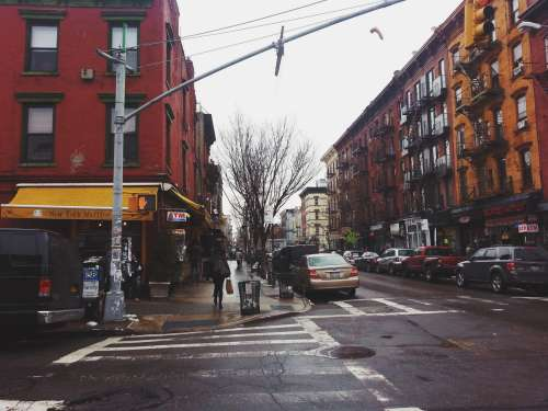 Bedford Ave