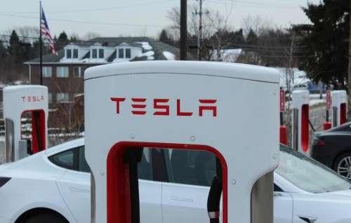 automotive power electrical tesla brand