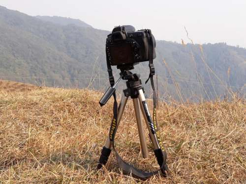 photography camera tripod