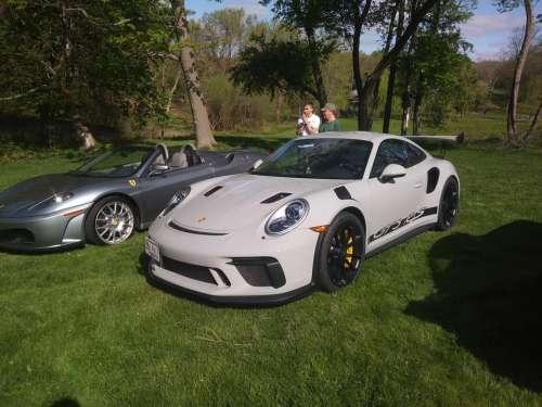 Porsche 911 Turbo S Car
