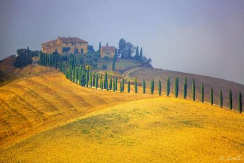 countryside Italy scenic scenery Europe