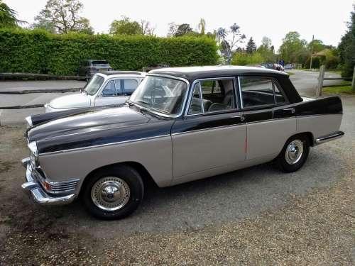vintage car british classic car