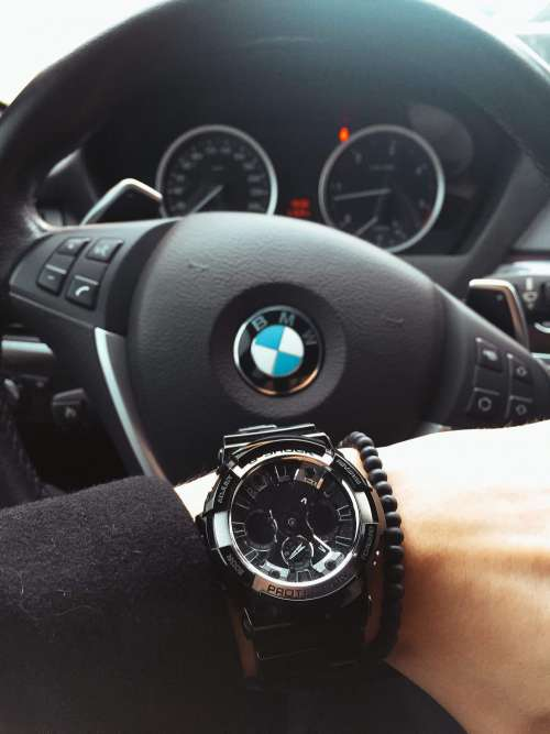 Watches and Steering Wheel Lifestyle