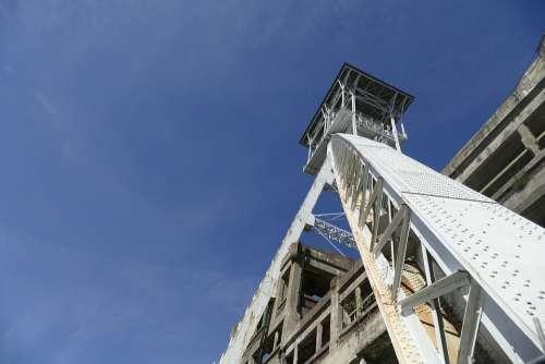 Architecture Industrial Mine Belgium