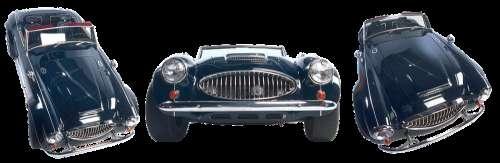 Austin Healey Cobra Hybride Car Auto Collectible