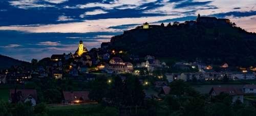 Austria Riegersburg Styria Castle
