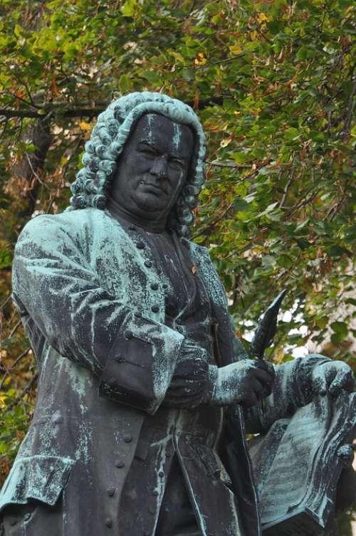 Bach Figure Composer Baroque Music