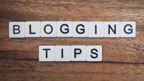 Blogger Blogging Tips Wordpress Tips Blog Seo