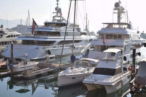 Boat Cruise Ship Vessel Yacht Sailing Sea Ocean
