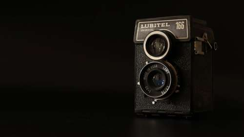 Camera Amateur Black Retro Old Hobby Photo Camera