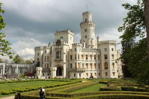 Castle Deep History Architecture