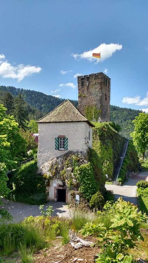 Castle Burg Schloss Germany Building Fortress
