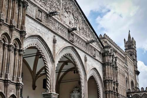 Cathedral Dom Architecture Italy Building