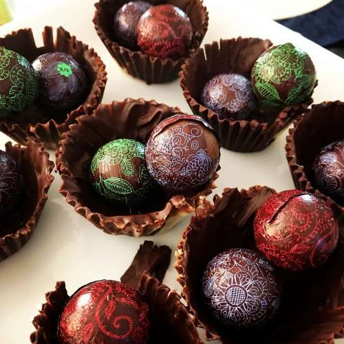 Chocolate Candy Easter Chocolates Dessert Sweet