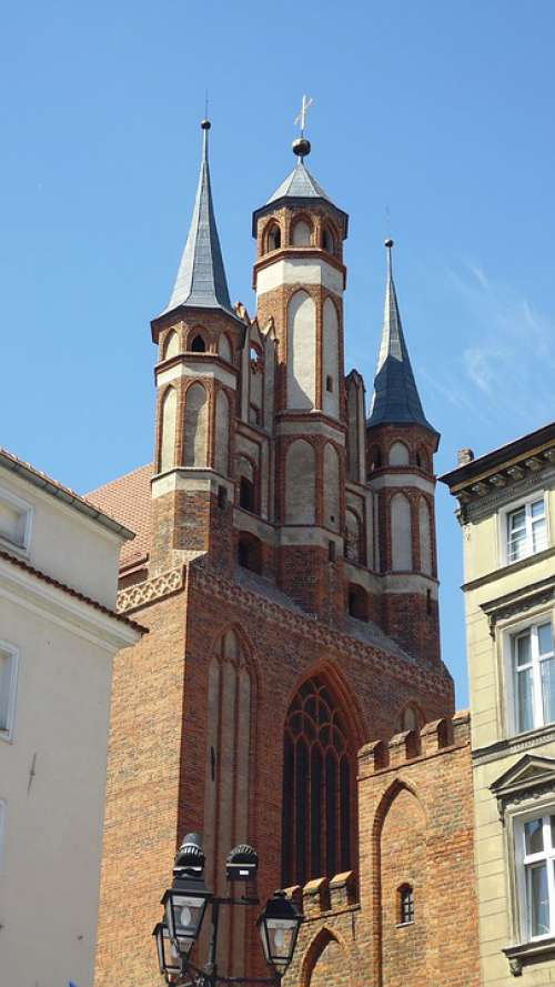 Church Religion Old Christianity Faith Historical