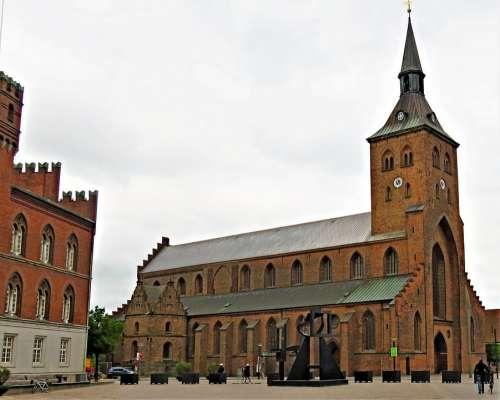 Church Dom St Knuds Odense Denmark