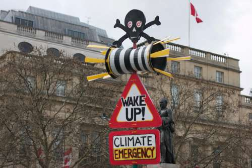 Climate Emergency School Strike Greta Thunberg