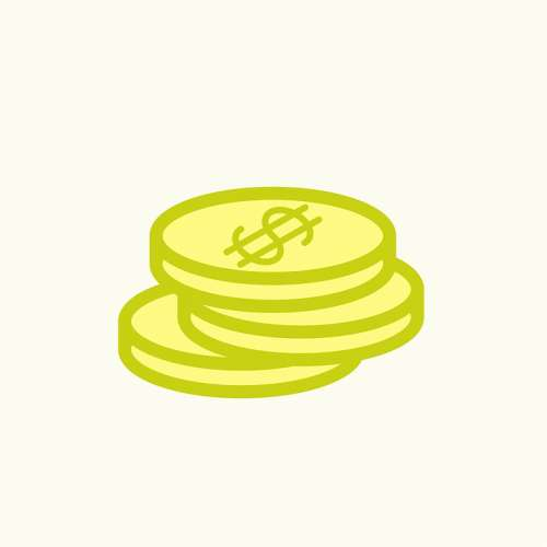 Coins Money Financial Currency Euro Dollar Gold