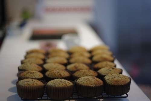 Cupcake Bakery Cake Sweet Dessert Cupcakes Cream