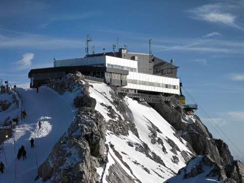 Dachstein Schladming Alpine Austria Nature