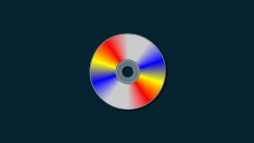 Dvd Cd Disc Cd-Rom Software Dvd-Rom Rom Data