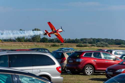 Flight Aircraft Aerobatics Air