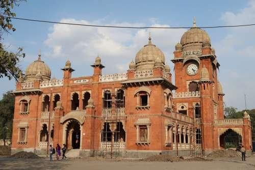Gandhi Hall Indore Indore Museum Architecture