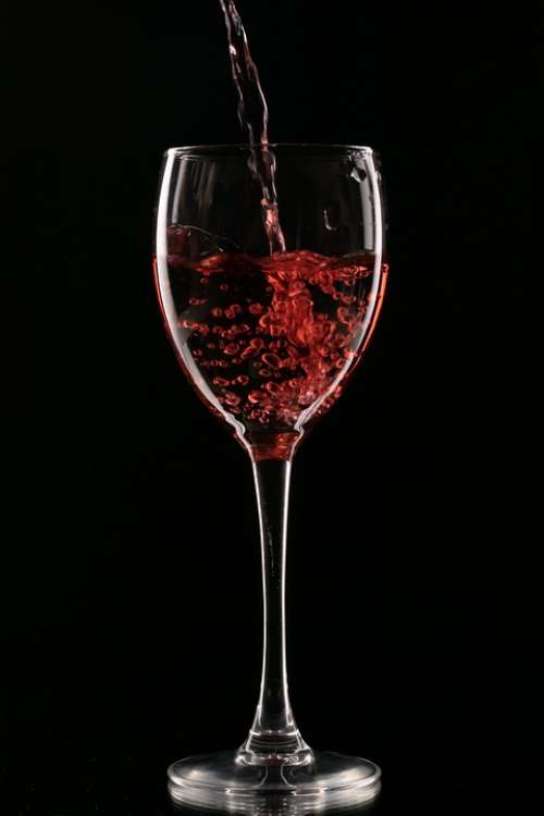 Glass Black Drink Liquid Celebration Wine