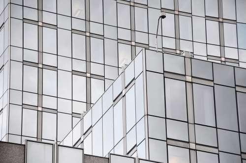 Glassware Architecture Contemporary Window Steel