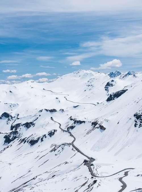 Grossglockner Mountain Alpine Tyrol Austria