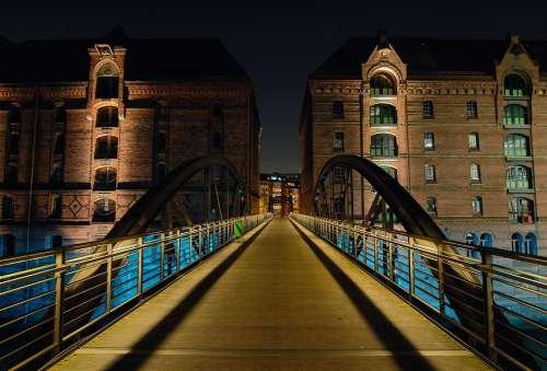 Hamburg Speicherstadt Architecture Building Germany