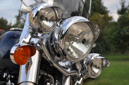 Harley Davidson Motorcycle Engine Harley Chrome