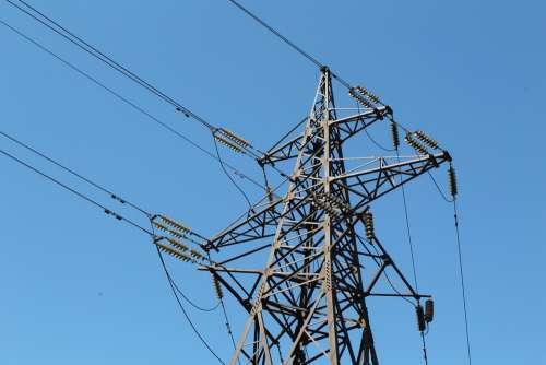 Лэп Электричество Electricity Energy Industry