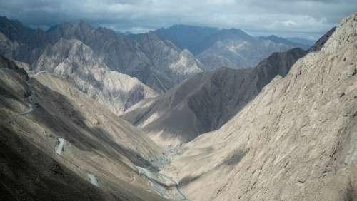 Kunlun Mountains Outdoor Mountaineer The Wild