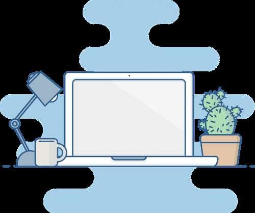 Laptop Computer Portable Pc Technology Desktop