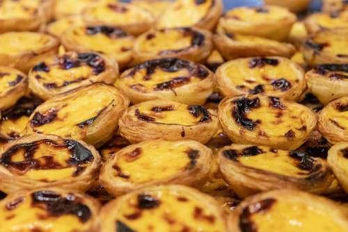 Lisbon Specialty Pasteis De Data Belem Pasteis