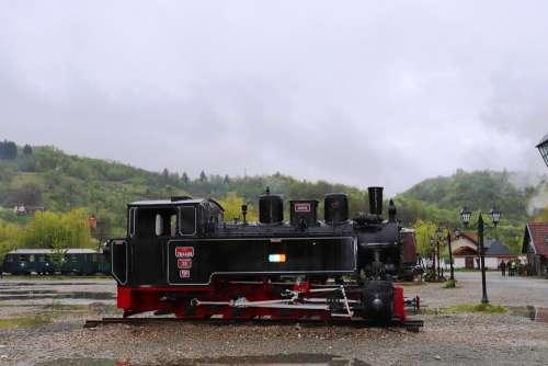 Locomotive Steam Locomotive Steam Train Transport