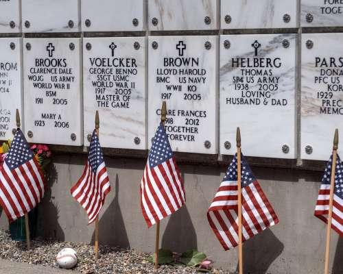 Master Of The Game Tahoma National Cemetery Veteran