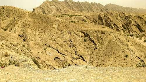 Mountain Pakistan Landscape Travel Nature