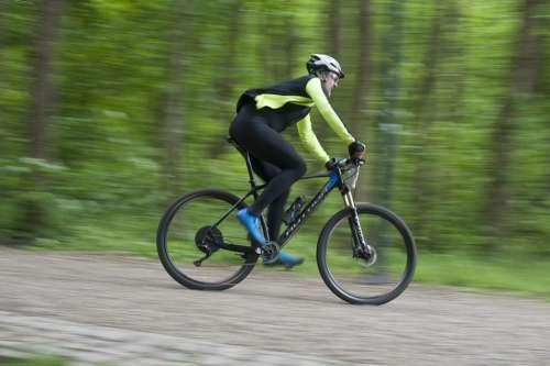Mountain Terrain Bike Mtb Bike Terrain Cycling